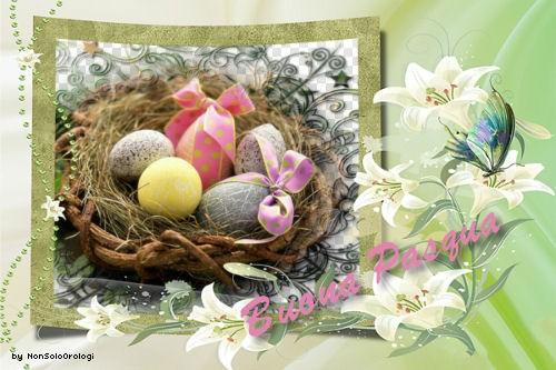 Pasqua,cartoline vintage di pasqua,buona pasqua, scritte buona pasqua ...